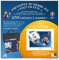 France (Collector) 2016 No. 280 Football. UEFA Euro 2016. Great Game MNH ** - Nuevos