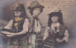 KIDS ENFANTS COLORISE. CIRCULEE 1904 A RIO 2DO, CORDOBA, ARGENTINE - BLEUP - Scènes & Paysages