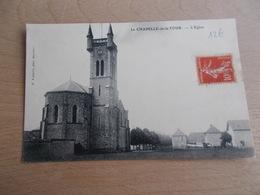 La Chapelle-de-la-Tour  -  L`Eglise - Frankreich