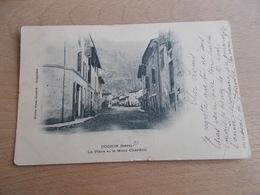 Cognin - La Place Et Le Mont Chardon - Frankreich