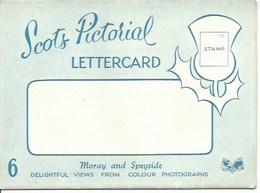 Lot De 6 Cartes Postales Moray And Speyside - Autres