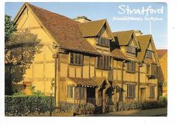 21) SHAKESPEARE'S BIRTH PLACE, STRATFORD-UPON AVON, WARWICKSHIRE, ENGLAND, UK. - Stratford Upon Avon