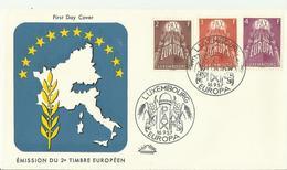 Europa 1957  Luxemburg - Europa-CEPT