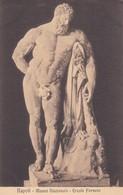 ERCOLE FARNESE. E RAGOZINO. CPA CIRCA 1900s - BLEUP - Sculture