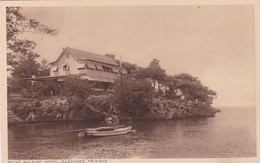 POINT BALEINE HOTEL, GASPAREE. TRINIDAD. F P BRUCE AUSTIN. CPA CIRCA 1920s - BLEUP - Trinidad