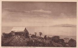 VENEZUELAN MTS, FROM SUMMIT OF GASPAREE. TRINIDAD. F P BRUCE AUSTIN. CPA CIRCA 1920s - BLEUP - Trinidad