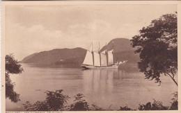 BECALMED. OFF GASPARE. TRINIDAD. F P BRUCE AUSTIN. CPA CIRCA 1920s - BLEUP - Trinidad