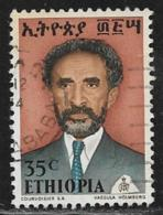 Ethiopia Scott # 678 Used Selassie, 1973 - Ethiopia