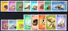 Tuvalu 1983 Handicrafts Unmounted Mint. - Tuvalu