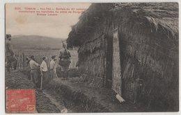 8729 Vietnam Cochinchine Tonkin Yen-The Soldats Stamping Indo-Chine - Vietnam