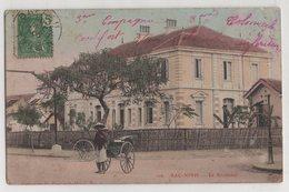 8730 Vietnam Cochinchine Tonkin Bac-Ninh La Residence Stamping Indo-Chine - Vietnam
