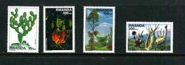 Rwanda 1998 COB 1403/06 ** - Rwanda