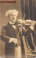 PABLO DE SARASATE MUSICIEN VIOLONISTE VIOLON ESPANA COMPOSITEUR MUSIQUE CLASSIQUE MUSIC - Cantanti E Musicisti
