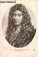 JEAN-BAPTISTE LULLI COMPOSITEUR VIOLONISTE LOUIS XIV MUSIQUE BAROQUE  CLASSIQUE MUSIC - Chanteurs & Musiciens