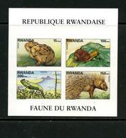 Rwanda 1998 COB BF 110 ** Faune - 1990-99: Neufs