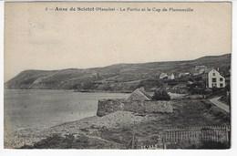 50- Anse De Sciotot - Le Fortin Et Le Cap De FLAMANVILLE (X146) - France