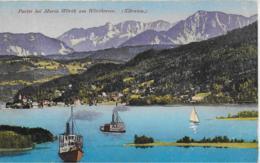 AK 0198  Maria Wörth Am Wörthersee - Verlag Leon Um 1924 - Maria Wörth