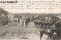 CAMP DE CHALONS-SUR-MARNE RALLYE DU CHENIL DE LA SOCIETE DE CHASSE A COURRE 51 MARNE CHASSEURS HUNT HUNTING - Châlons-sur-Marne