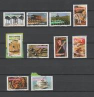 FRANCE / 2003 / Y&T N° 3559/3568 : France à Vivre N° 1 (Série Complète 10 TP) - Choisis - Tous Cachet Rond - France