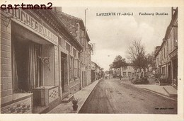 LAUZERTE FAUBOURG DAURIAC 82 TARN-ET-GARONNE - Lauzerte