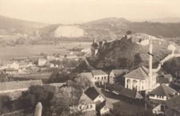 """AK - Bosn. Herzeg. - DOBOJ - Teilansicht Mit Marktmoschee """"Dzamij Dzamiyom"""" 1920 - Bosnien-Herzegowina"""