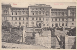 AK - FIUME (Rijeka) - Marine-Akademie 1911 - Croazia