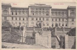 AK - FIUME (Rijeka) - Marine-Akademie 1911 - Kroatien