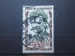 """VEND BEAU TIMBRE DE FRANCE N° 1102 , OBLITERATION """" POSTE AUX ARMEES """" !!! - France"""