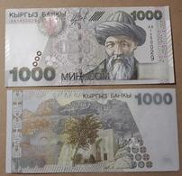Kyrgyzstan 1000 Som. 2000. UNC - Kirghizistan