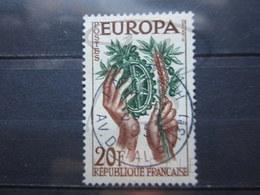 """VEND BEAU TIMBRE DE FRANCE N° 1122 , OBLITERATION """" PARIS - R. LA BOETIE """" !!! - France"""