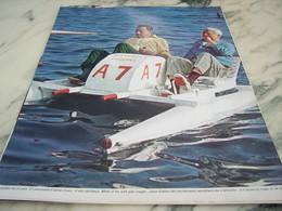 AFFICHE PHOTO  FERNANDEL ET GABIN SUR LE TOURNAGE L AGE INGRAT 1964 - Manifesti