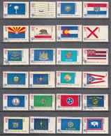 UNITED STATES     SCOTT NO. 1633-82      USED       YEAR  1976 - Etats-Unis
