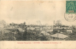 GUINEE FRANCAISE CONAKRY PANORAMA N°2 - Guinée Française
