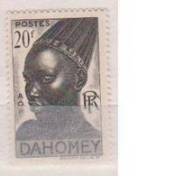 DAHOMEY   N°  YVERT  :  141  NEUF AVEC  CHARNIERES      ( Ch  2/07  ) - Dahomey (1899-1944)
