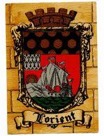 Blason De Lorient - Carte Barré & Dayez - Lorient