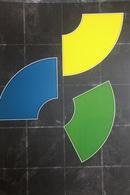 Gordon House (England, 1932-2004). 2x Lithographien, Komposition No. 5 & No. 6, 1978/79 - Lithographies