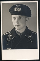 Foto AK/CP  Porträt  Panzer  Wehrmacht   Ungel/uncirc.1939  Erhaltung/Cond. 1-  Nr. 00671 - Guerra 1939-45