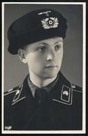 Foto AK/CP  Porträt  Panzer  Wehrmacht   Ungel/uncirc.1939  Erhaltung/Cond. 1-  Nr. 00672 - Guerra 1939-45