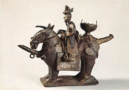 Korea - Kyongju - Kumryongchong Tomb - Vessel In The Form Of A Warrior On Horseback - Corée Du Sud - Guerrier à Cheval - Korea (Zuid)
