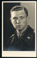 Foto AK/CP  Porträt  Panzer  Wehrmacht   Ungel/uncirc.1939  Erhaltung/Cond. 1-  Nr. 00673 - Guerre 1939-45