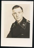 Foto AK/CP  Porträt  Panzer  Wehrmacht   Ungel/uncirc.1939  Erhaltung/Cond. 2  Nr. 00674 - Guerre 1939-45