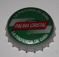 CAPSULE DE LE  BIÉRE  PALMA CRISTAL - Bière
