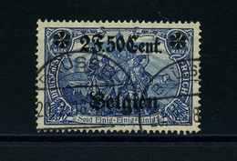 LP IN BELGIEN 1916 Nr 24II Gestempelt (113835) - Besetzungen 1914-18