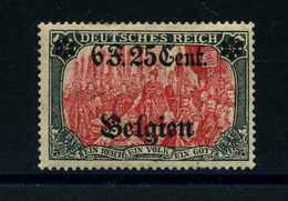 LP IN BELGIEN 1916 Nr 25II Siehe Beschreibung (113847) - Besetzungen 1914-18