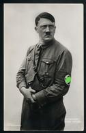 Foto AK/CP  Porträt Hitler  Propaganda  Nazi     Ungel/uncirc.1933-45   Erhaltung/Cond. 1-  Nr. 00685 - Guerre 1939-45