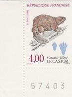 FRANCE 1991 N°2723** CASTOR BDF - France