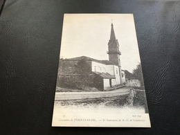 17 - Cercanias De FUENTERRABI El Sanctuaria De N D De Guadalupe - Espagne