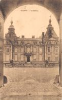 Modave (Belgique) - Le Château - Modave