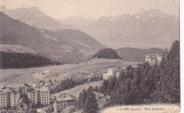 Leysin (Suisse) - Vue Générale - VD Vaud