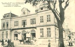 CPA    Martinique  Fort De France  Hotel Des Postes Télégraphes Téléphones  (animée)    P 857 - Fort De France